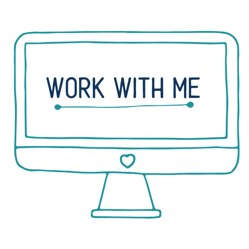work with me - services - ashley longmire serenity web solutions, website design and development for bloggers and entrepreneurs